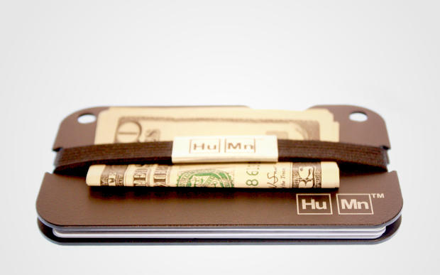 Banded wallets