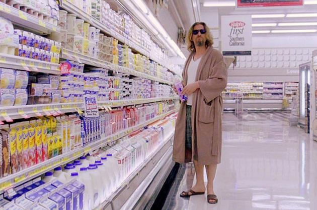 Big Lebowski shopping