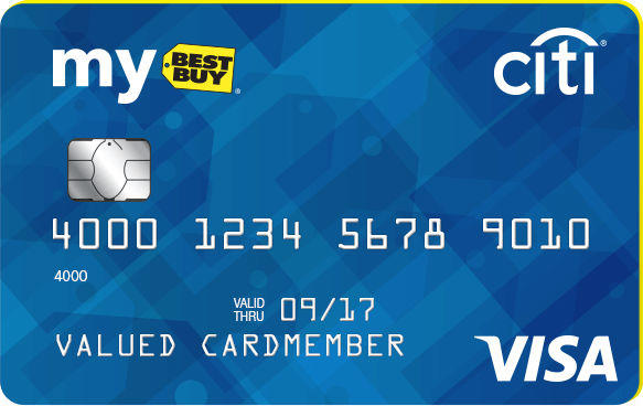 My Best Buy Visa