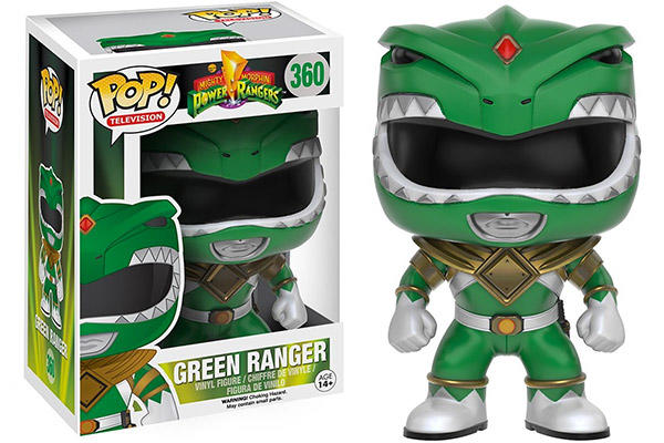 Green Ranger Figure