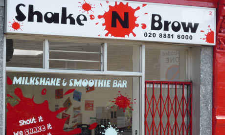 Shake n' Brow