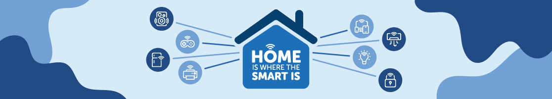 Home is where the SMART is! Shop Smart Home Deals Now!