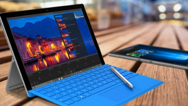 Surface Pro 4 tablets