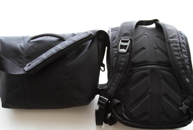 backpack messenger