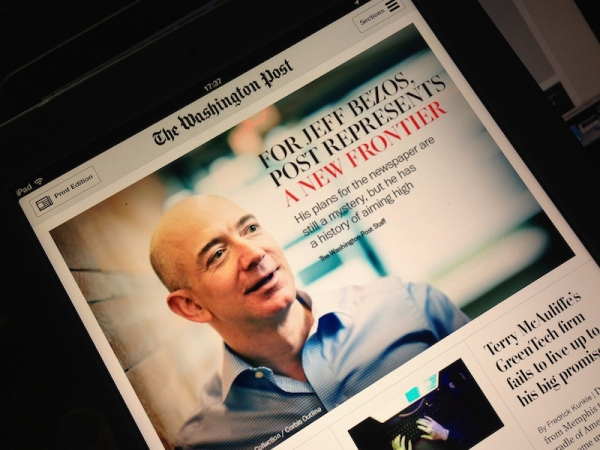 Jeff Bezos Prime