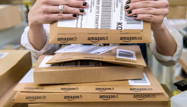 Amazon bending packages