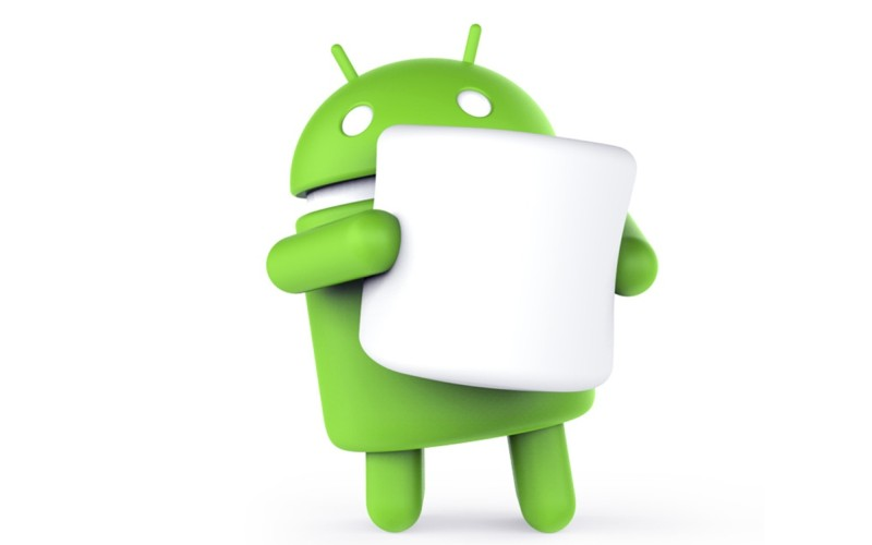 Android Marshmallow Guy