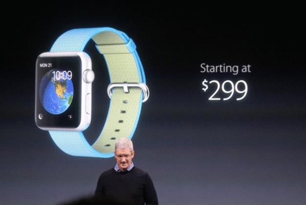 Watch price cut