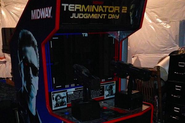 Terminator 2 arcade