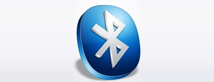 3D Bluetooth logo
