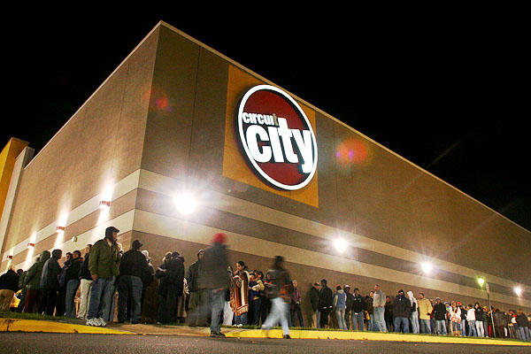 Circuit City Is Back From the Dead
