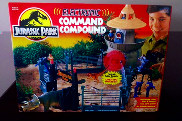 command compound