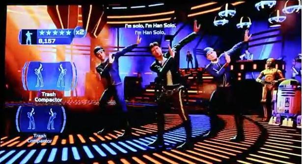 Han Solo Dancing