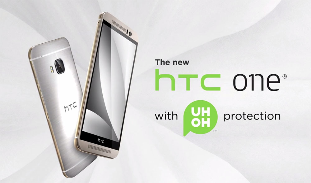 HTC Uh Oh