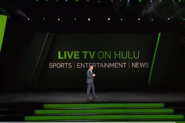 Hulu live tv streaming
