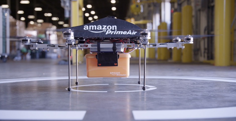 Amazon Drone Delivery