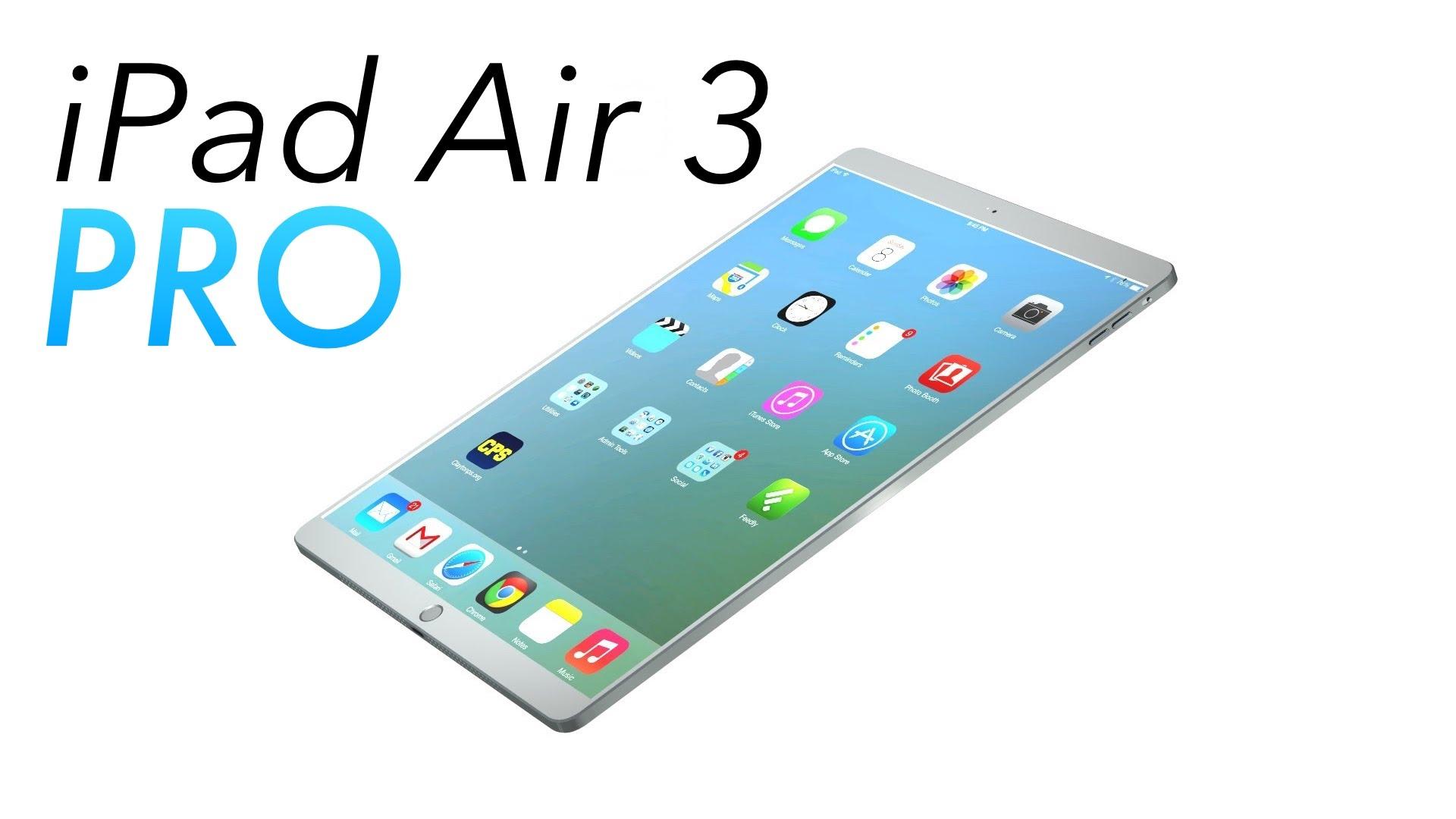 iPad Air 3 Pro