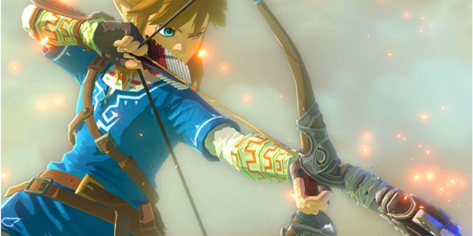 Link With Bow