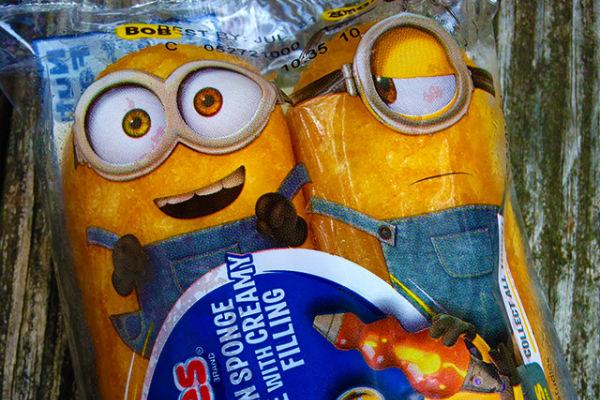 Minion Twinkies