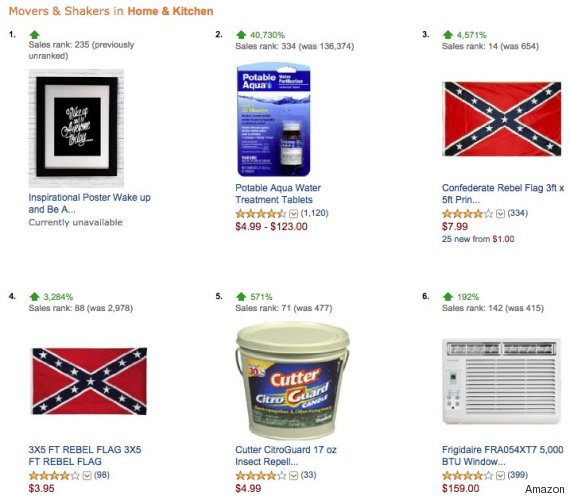 Amazon Confederate