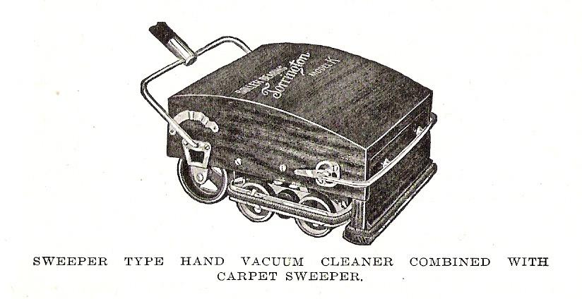 Old Timey Vacuum
