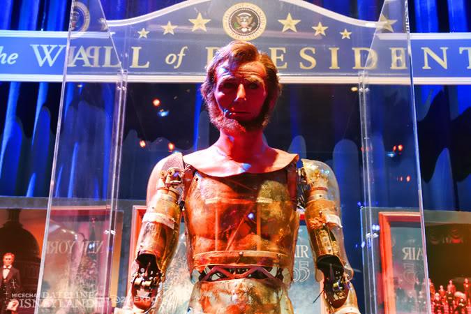 Robot Lincoln