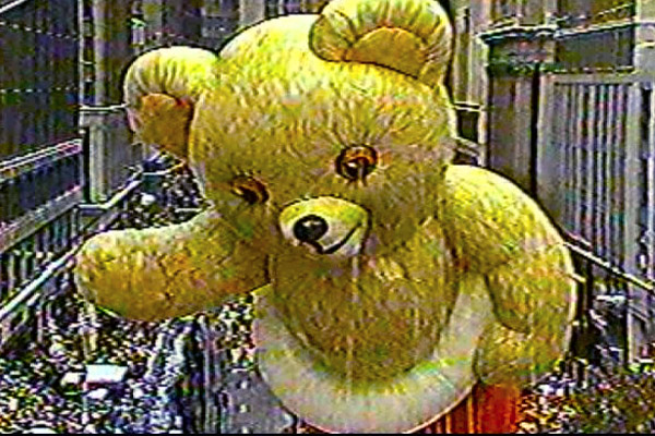 Snuggle Bear in Macy's Parade