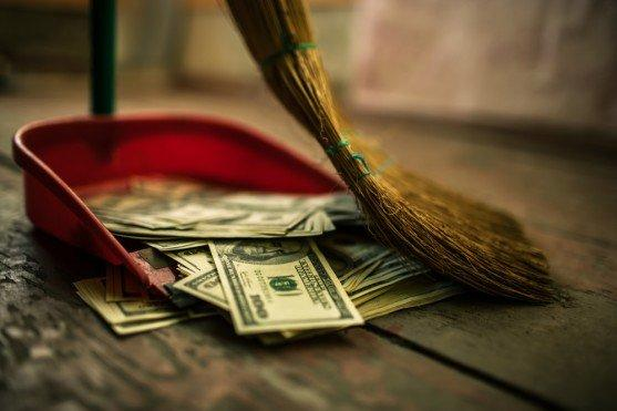 sweep money