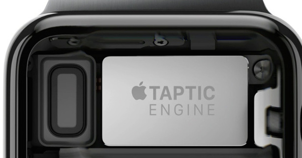 Apple Taptic
