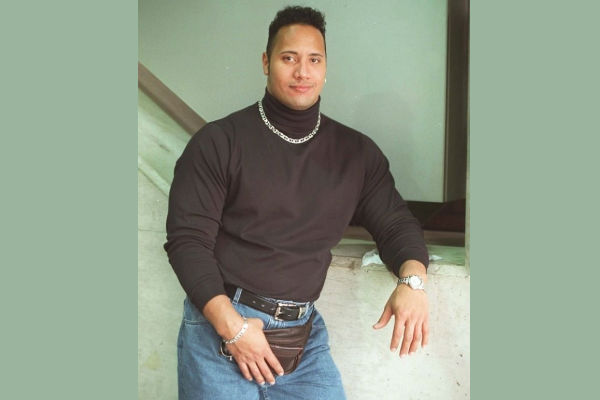 The Rock Fannypack