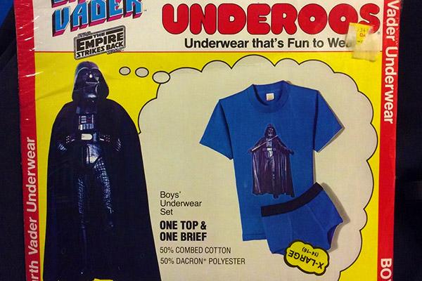 Darth Vader Underoos