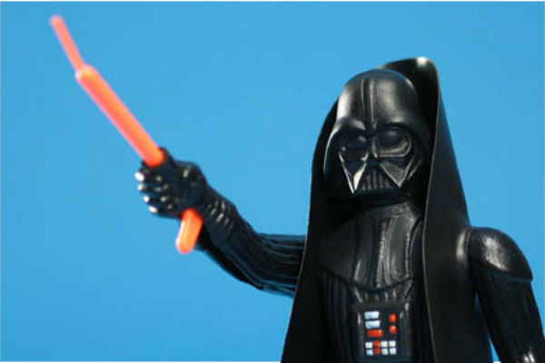 Vader Action Figure