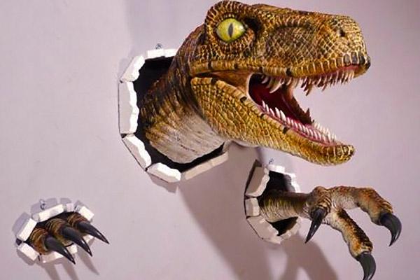 wall raptor