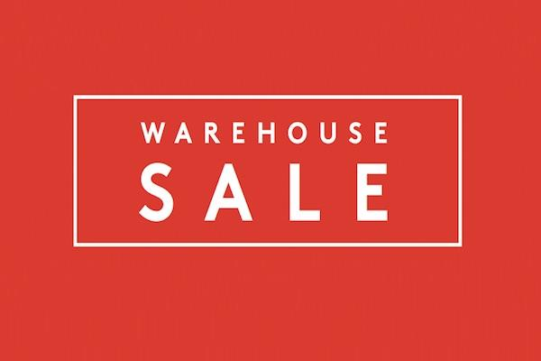 BARNEYS NEW YORK WAREHOUSE CLEARANCE SALE